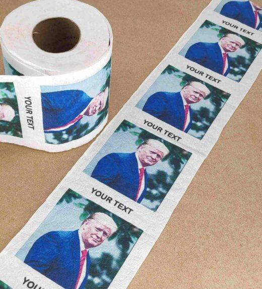 Donald Trump toilet roll