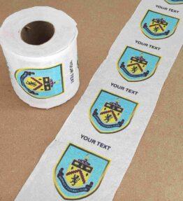 Aston Villa Football Club Printed Novelty Toilet Paper